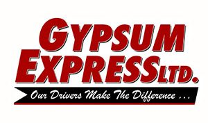 Gypsum Express makes regular visits to DriveCo in Gary, IN