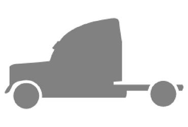 grey truck icon